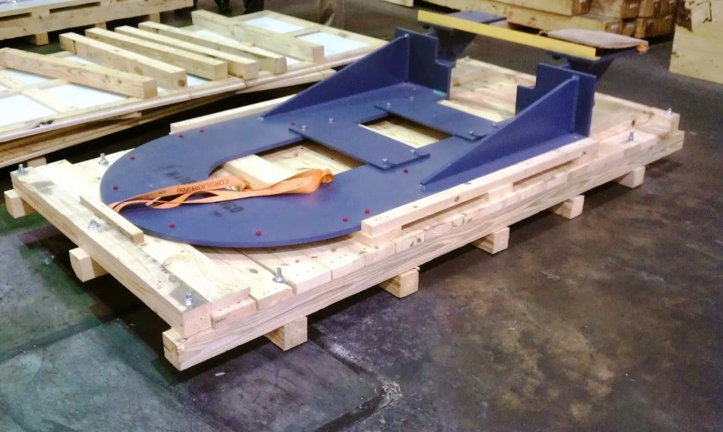 industrial crating product