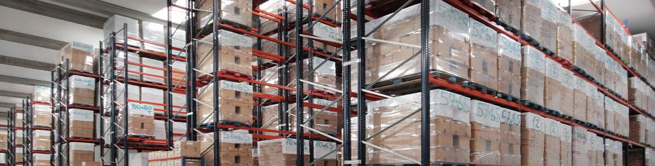 organized warehouse
